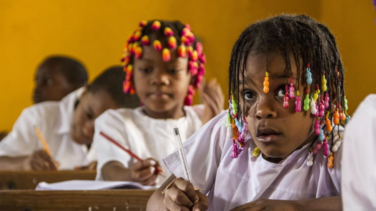 Evaluation of UNICEF support to the education sector in Angola