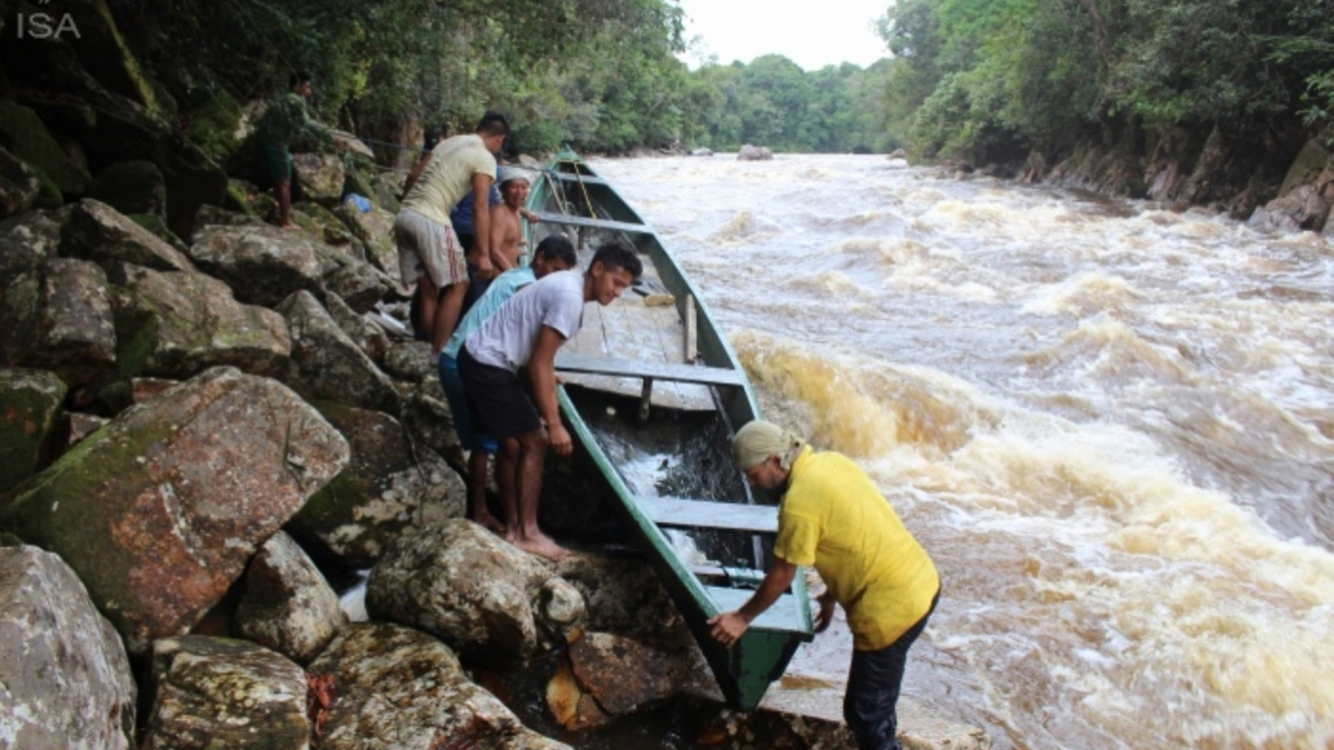 Support to social and environmental monitoring in the Amazon Rio Negro region